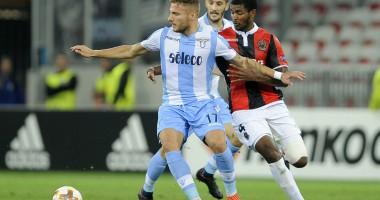 Ницца - Лацио 1:3 видео голов и обзор матча Лиги Европы