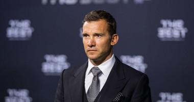 Шевченко поддержал новую кампанию УЕФА