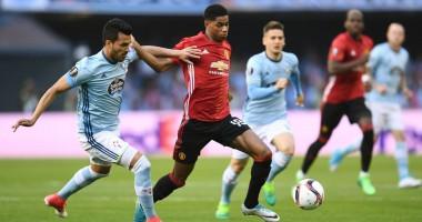 Сельта - Манчестер Юнайтед 0:1 Видео гола и обзор матча Лиги Европы