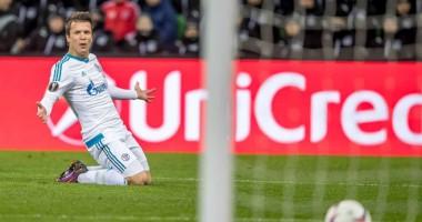 Коноплянка и Марлос попали в команду недели Лиги Европы