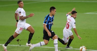 Севилья - Интер 3:2 видео голов и обзор финала Лиги Европы