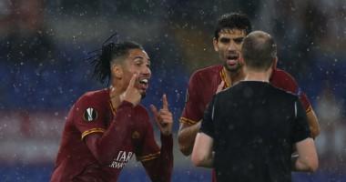 Рома: Официальные лица матча признали назначения пенальти ошибочным