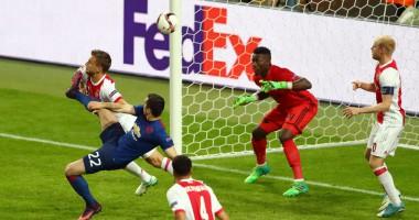 Аякс - Манчестер Юнайтед 0:2 Видео голов и обзор матча Лиги Европы