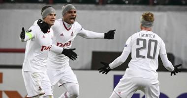 Локомотив – Ницца 1:0 видео гола и обзор матча Лиги Европы