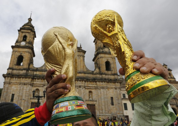 В Бразилии наступает пора решающих матчей