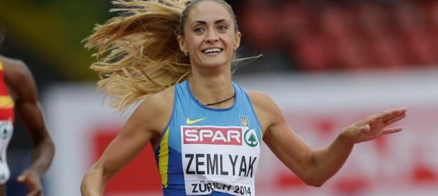Украинка Земляк завоевала серебро командного чемпионата Европы