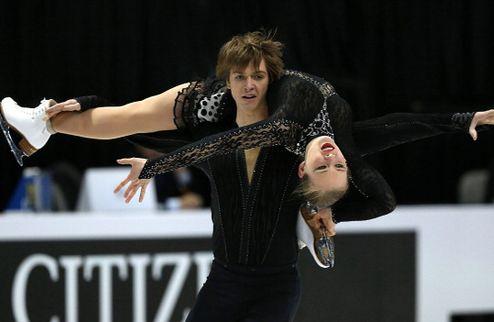 Украинцы Шивон Хикин-Кенеди и Дмитрий Дунь стали бронзовыми призерами Ukrainian Open-2013