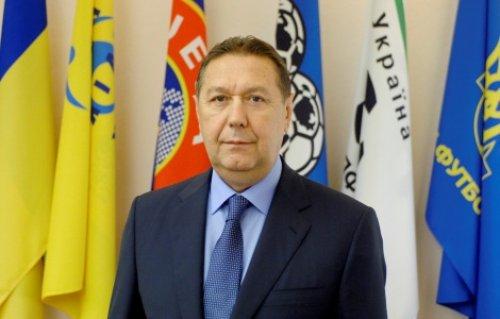 Президент ФФУ Анатолий Коньков