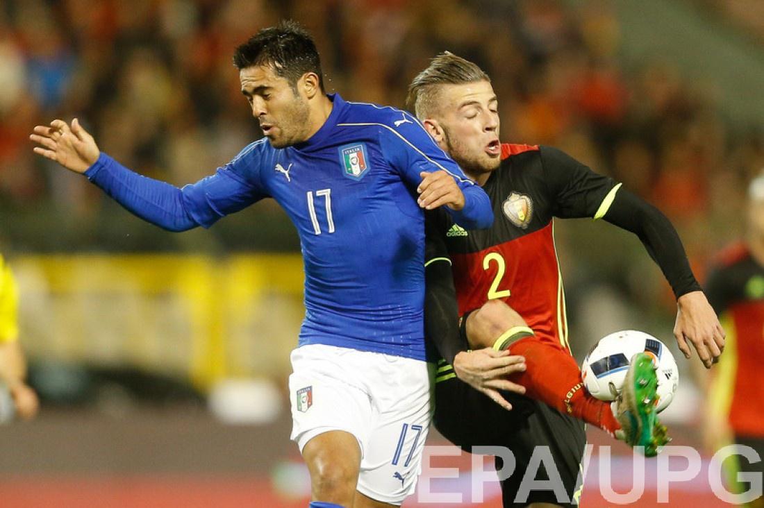 Бельгия – Италия: История противостояний