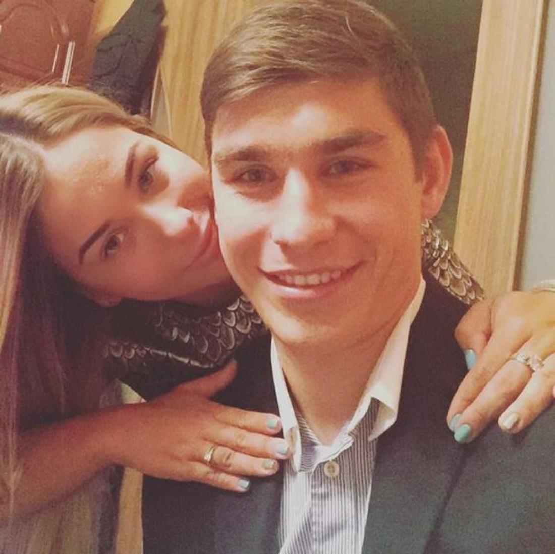 Роксана Данильченко и Руслан Малиновский
