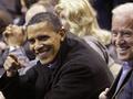 Обама стал баскетбольным комментатором