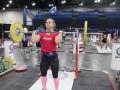 Украинка завоевала серебро на ЧЕ по тяжелой атлетике