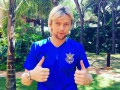 Тимощук присоединился к сборной Украины