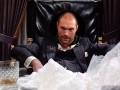 Фьюри: Я никогда в жизни не принимал наркотики