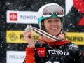 Данча завоевала серебро чемпионата мира по сноуборду