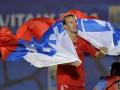 Фотогалерея: Пропесочили. Сборная России обыграла Бразилию в финале ЧМ по пляжному футболу