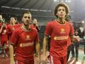 Игроки сборной Бельгии выразили соболезнование в связи с терактами в Брюсселе