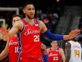 Данк Зубаца и аллей-уп Симмонса – среди лучших моментов дня НБА