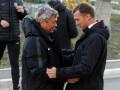 Шевченко: Я с уважением отношусь к Луческу