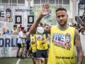 В Украине начинается новый сезон международного турнира Red Bull Neymar Jr's Five
