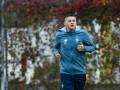 Миколенко тренировался индивидуально накануне матча с Александрией