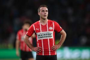 Осимхен и Гетце - среди претендентов на звание лучшего игрока недели в Лиге Европы
