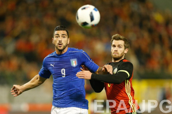 Бельгия – Италия: Статистика встреч