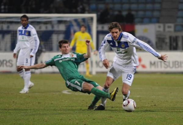 Йован Маркоски (Ворскла) – 15 матчей, 1 голевая передача
