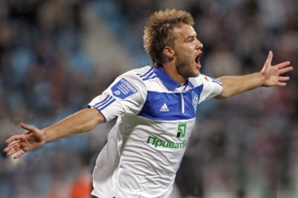 Андрей Ярмоленко (Динамо) – 16 матчей, 5 голов, 3 голевые передачи