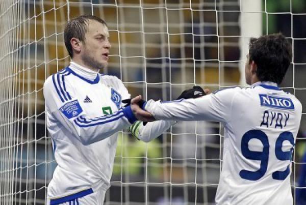 Олег Гусев (Динамо) – 17 матчей, 2 гола, 4 голевые передачи