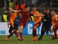 Рома разгромила Барселону и вышла в полуфинал Лиги чемпионов