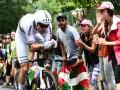 Тур де Франс: Дюмолен выиграл раздельный старт