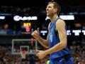 Новицки – восьмой в истории НБА по забитым броскам с игры