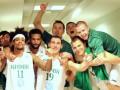 Кубок Европы FIBA: Химик сравнивает счет в серии с Энергией