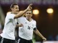 Другой уровень: Германия вышла в полуфинал, уверенно победив Грецию