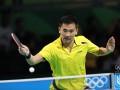 Украинец Коу Лей обыграл сеянного француза и вышел в 1/8 олимпийского турнира