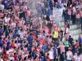 УЕФА оштрафовал Хорватский футбольный союз за беспорядки болельщиков