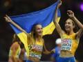 Прищепа: Обрадовалась, когда узнала, что на пьедестале будет две украинки
