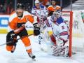 НХЛ: Рейнджерс разгромил Филадельфию, Нэшвилл не оставил шансов Детройту