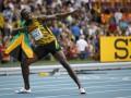 Усэйн Болт выиграл золото Чемпионата мира на 200-метровке (+ ВИДЕО)