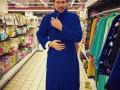 Милевский порадовал себя новогодним халатом