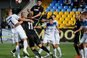 Сталь - Александрия 4:1 Видео голов и обзор матча чемпионата Украины