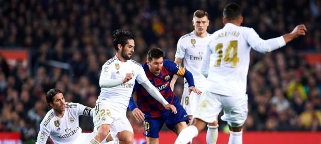 Барселона – Реал Мадрид: определяем фаворита противостояния