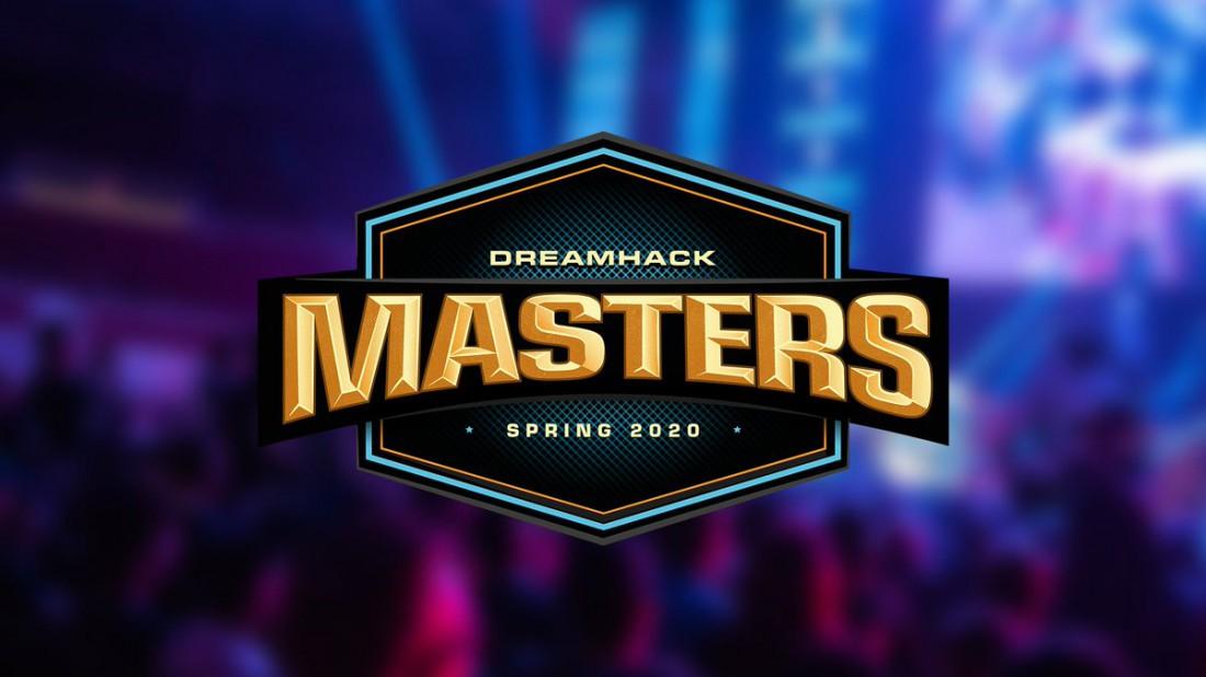 DreamHack Masters Spring 2020: видео онлайн-трансляция