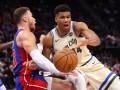 НБА: Бруклин разобрался с Атлантой, Детройт крупно уступил Милуоки