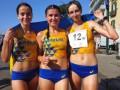 Украинские легкоатлетки завоевали серебро Универсиады в Неаполе