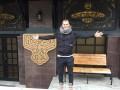 Я дома: Роман Зозуля приехал в Днепр во время перерыва