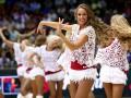 Фотогалерея: Самые яркие черлидерши чемпионата мира