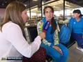 Украинская легкоатлетка жалеет о скандальном интервью российскому телеканалу
