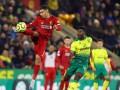 Ливерпуль повторил собственный рекорд по длительности победной серии в АПЛ